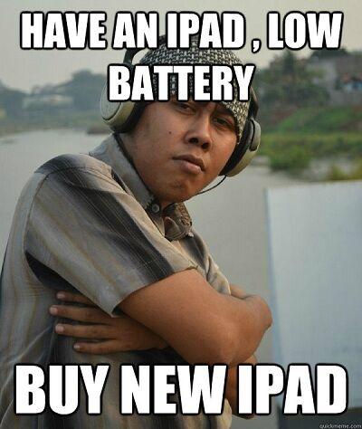Meme Baterai Lowbat Yang Bikin Pengen Ganti Hp Baru 11