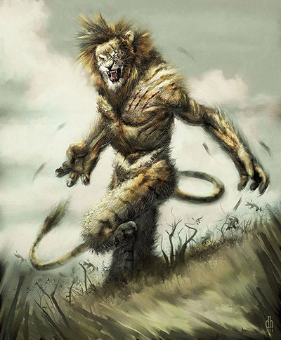 Zodiac Monster 5
