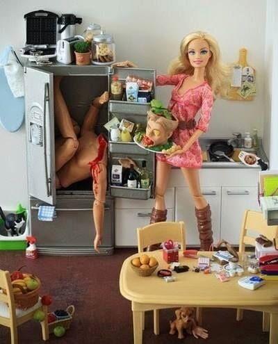 Barbie Paling Sadis 6