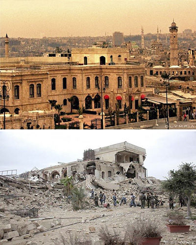 Perang Suriah 19