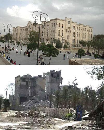 Perang Suriah 15