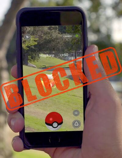 Pokemon Go Diblokir 3