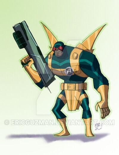Karakter Marvel Fusion Dengan Dc 18