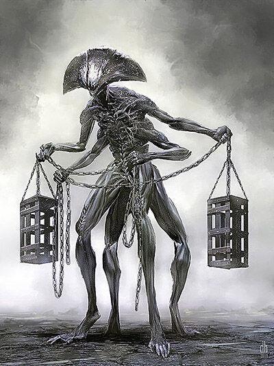 Zodiac Monster 7