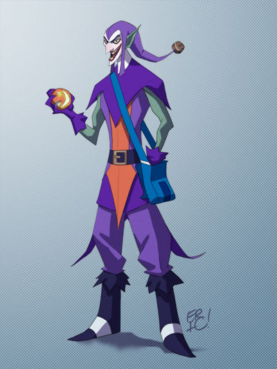 Karakter Marvel Fusion Dengan Dc 14