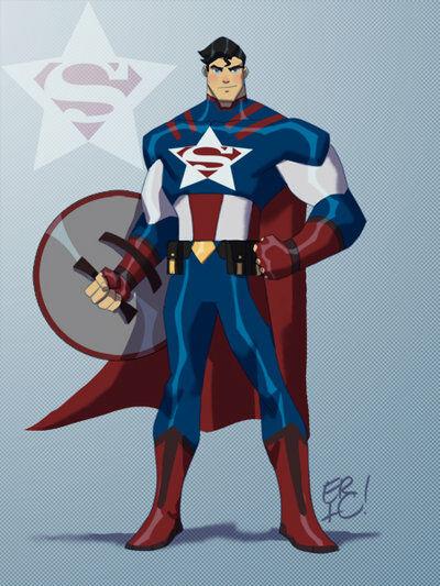 Karakter Marvel Fusion Dengan Dc 7