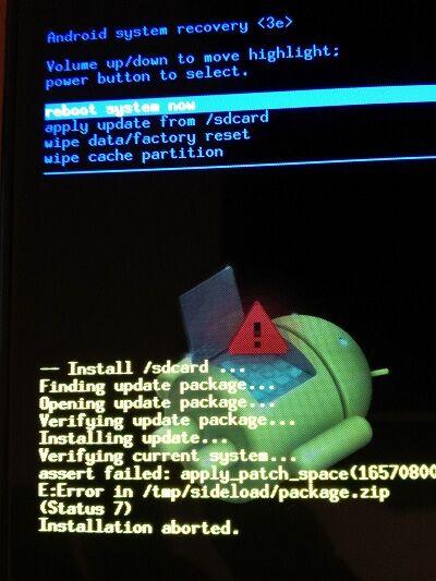 Alasan Android Jangan Diroot 2