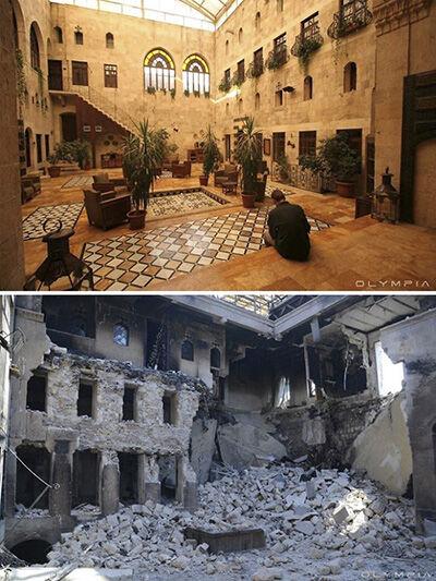 Perang Suriah 5