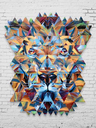 Karya Seni Jalanan Wow 14