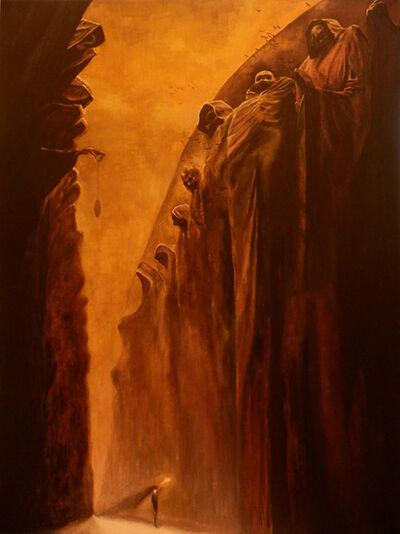Lukisan Menyeramkan 9