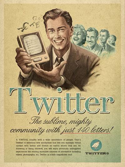 Media Sosial Di Era 19704