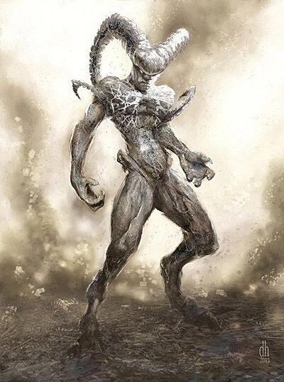 Zodiac Monster 1