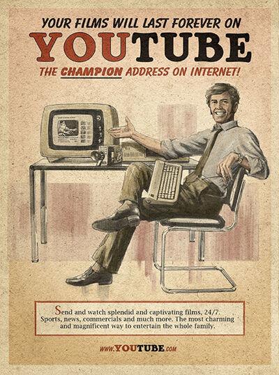 Media Sosial Di Era 19702