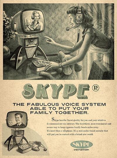 Media Sosial Di Era 19703