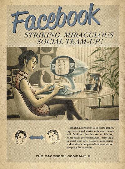 Media Sosial Di Era 19701