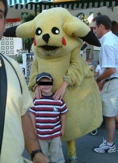 Pikachu Jijik 2