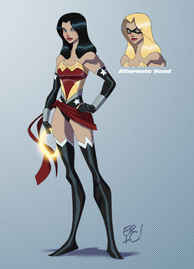 Karakter Marvel Fusion Dengan Dc 6
