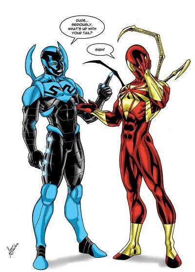 Karakter Ds Vs Marvel 23
