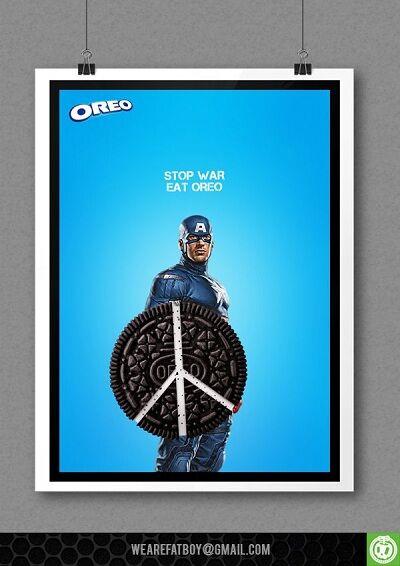 Ketika Superhero Jadi Bintang Iklan 5