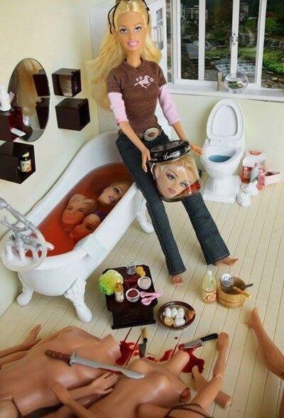 Barbie Paling Sadis 3
