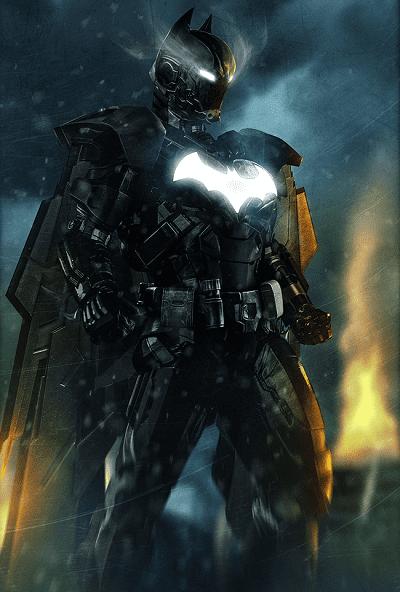 Karakter Marvel Fusion Dengan Dc 24