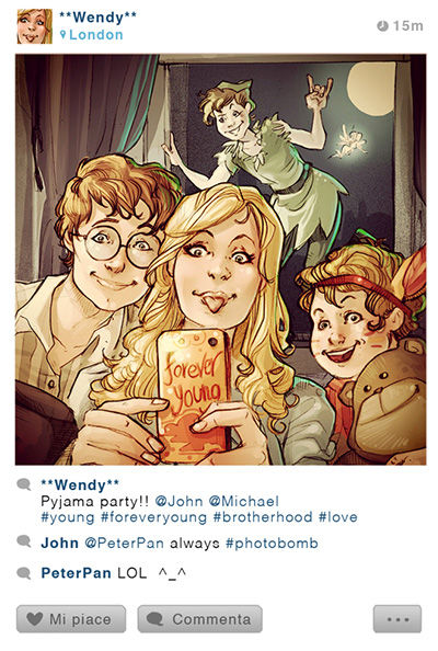 Disney Instagram 2