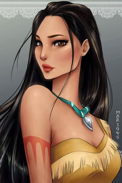 Anime Princess Disney 10