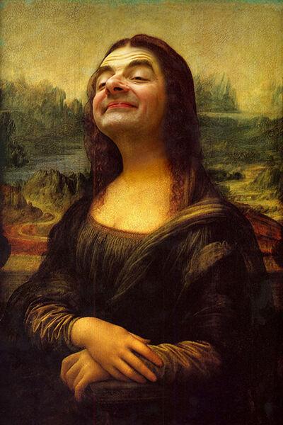 Mr Bean Korban Master Photoshop 3