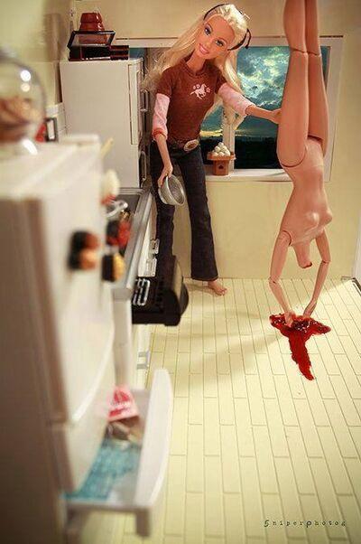Barbie Paling Sadis 18