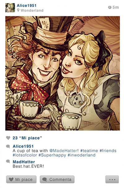 Disney Instagram 3
