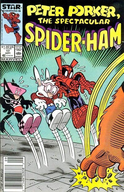 Fakta Mengejutkan Marvel Comics 4