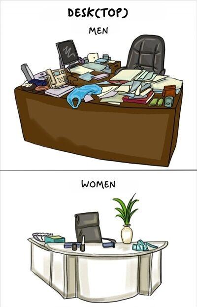 Perbedaan Laki Laki Dan Perempuan 1a