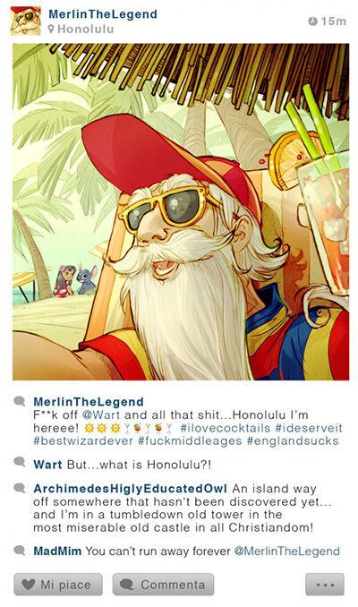 Disney Instagram 8