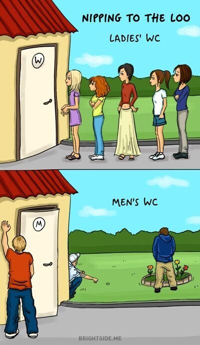 Perbedaan Laki Laki Dan Perempuan 7