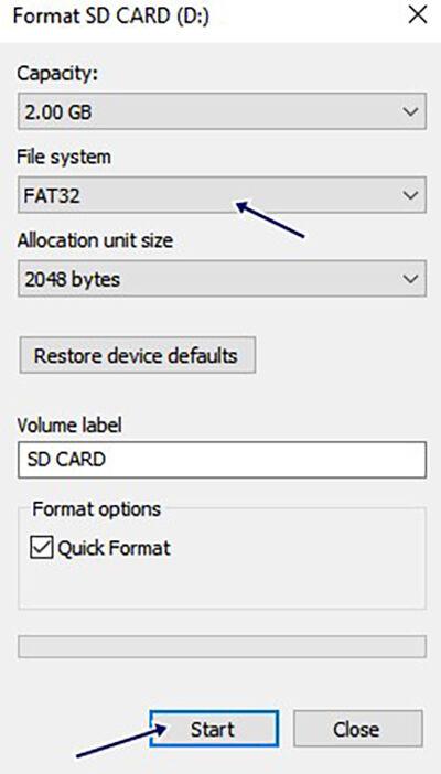 Microsd Tidak Bisa Diformat Android 4