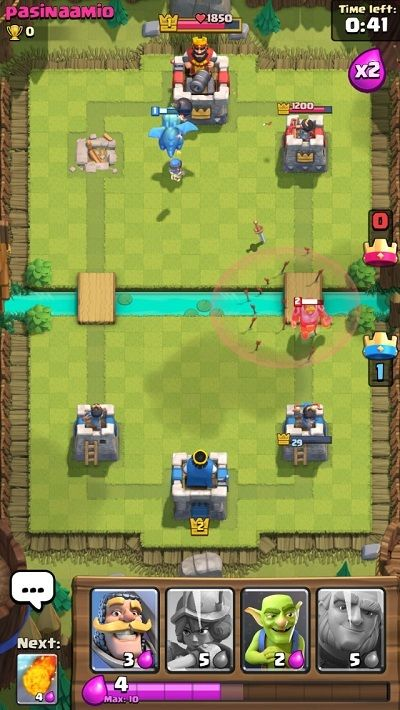 Clash Royale Vs Coc 5