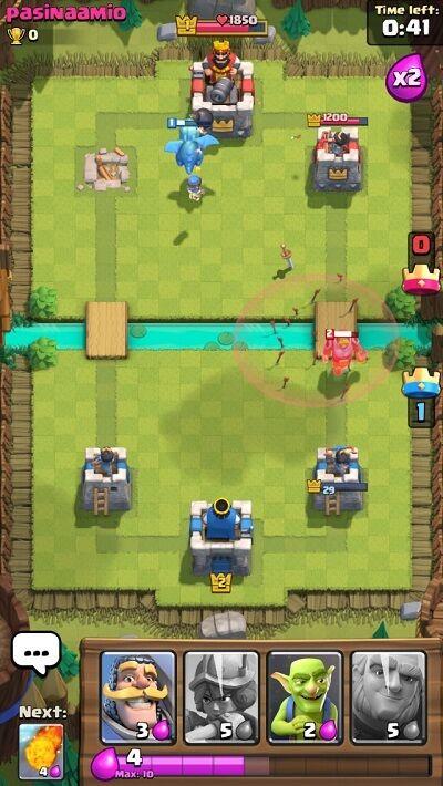 Clash Royale Vs Coc 5