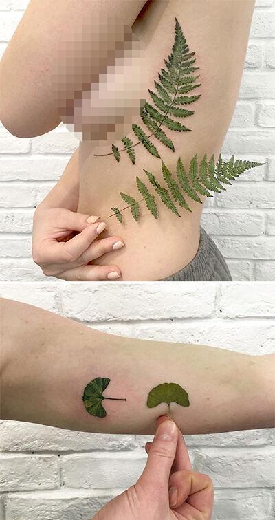Cewek Tatto Bikin Cowok Ngeres 6
