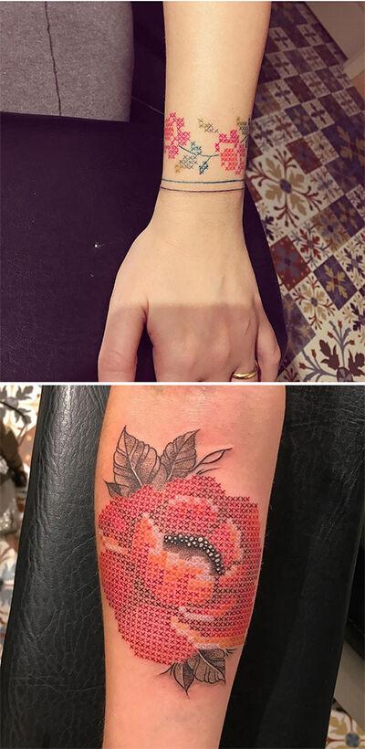 Cewek Tatto Bikin Cowok Ngeres 7