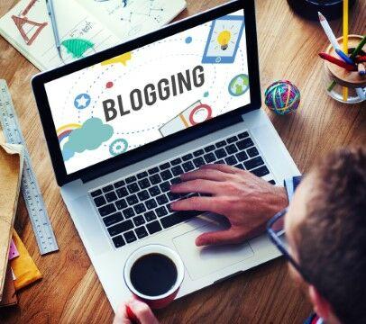 Blogging E2aa2