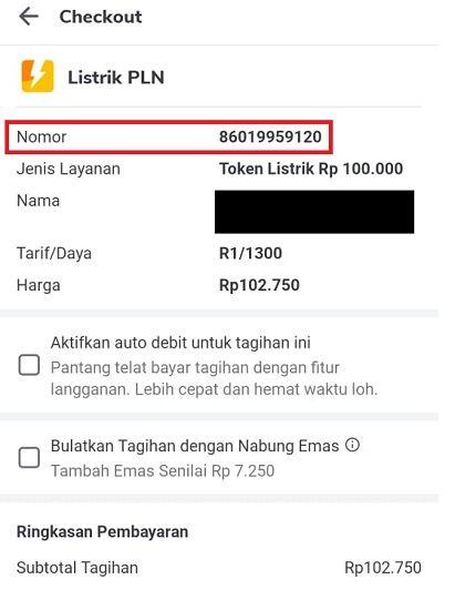Cek Id Pelanggan Pln 3 795cf