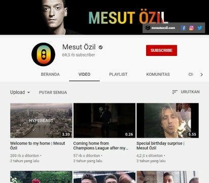 Mesut Ozil 26144