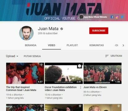 Juan Mata 12615