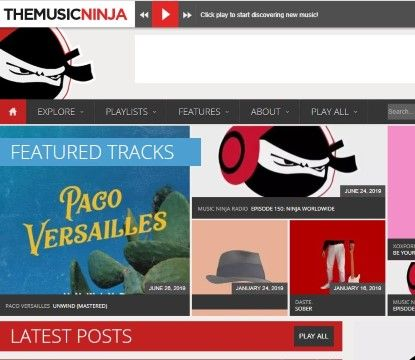 Situs The Music Ninja Custom 224a7