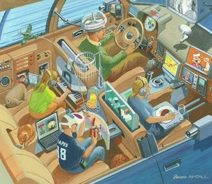 Mobil Canggih Di Masa Depan A7e26