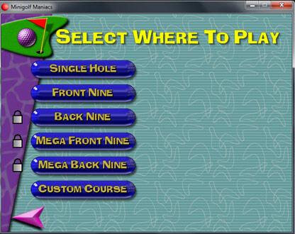 Download Gratis Mini Golf Maniacs 3