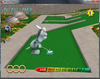 Download Gratis Mini Golf Maniacs 4