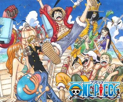 Komik Jepang One Piece Custom 3c9b1