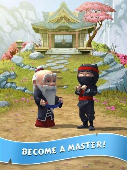 Game Ninja Offline Clumsy Ec616