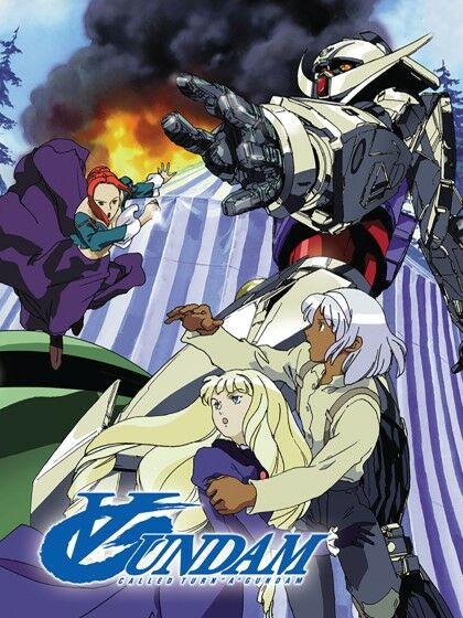 Urutan Gundam Turn A Gundam Custom 5d2be